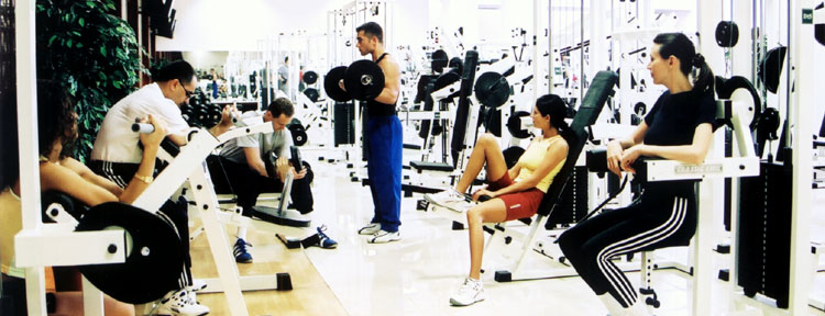 Club Fitness-Wellness